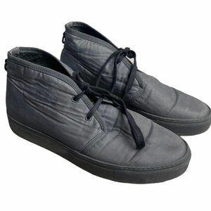ALL SAINTS Men Nylon Treaty Lace Up Sneakers 43